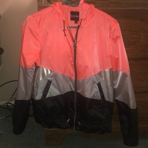 Express windbreaker